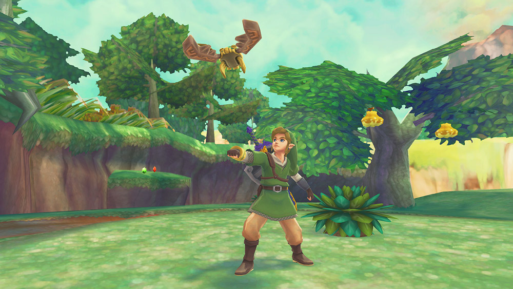 Nintendo tested HD graphics for two other Zelda games as well