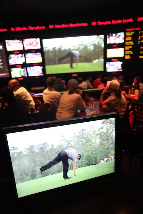 Remember, friends don't let friends watch golf.