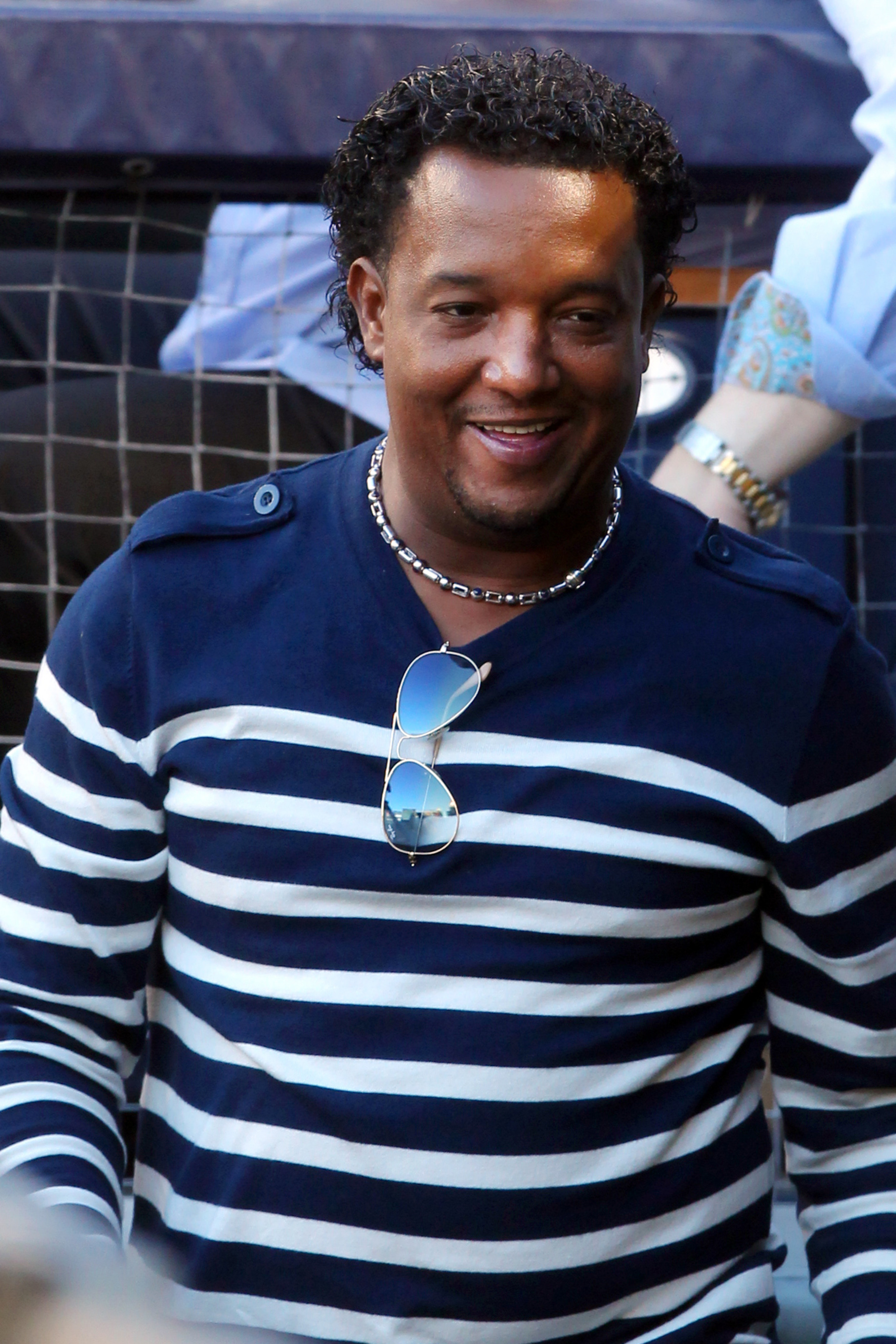 Pedro Martinez will join TBS as an MLB post-season studio analyst, according to report