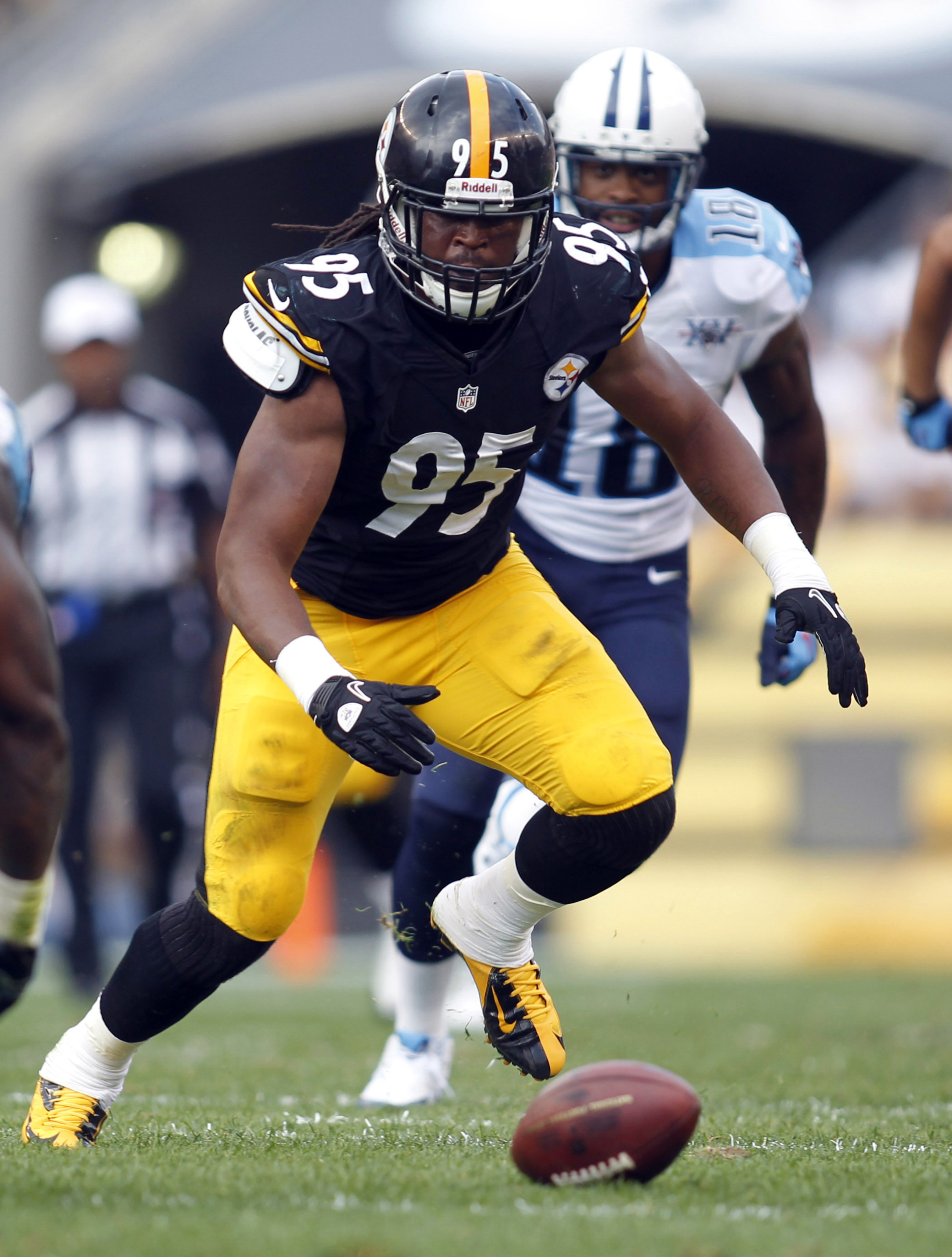 Will the Steelers Need Jarvis Jones to unlock some of the power hidden in no. 95?
