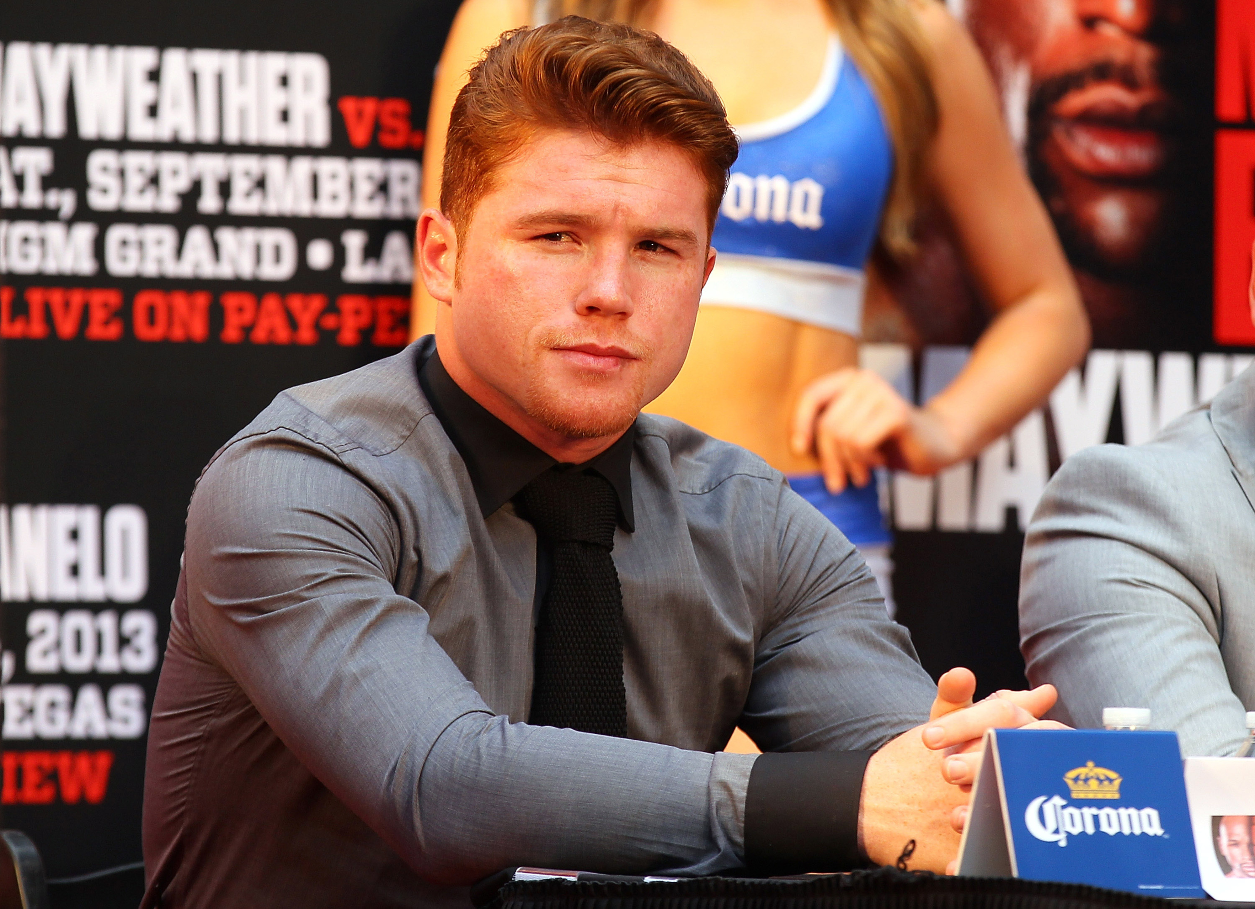Mayweather vs Canelo: Alvarez says catchweight was forced by Floyd's camp