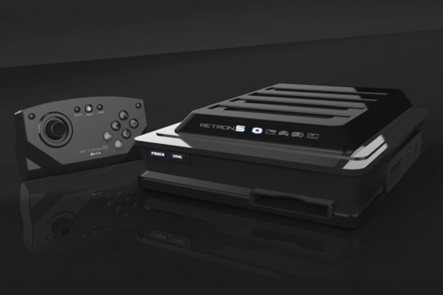 RetroN 5 pre-orders open; plays multiple classic console games