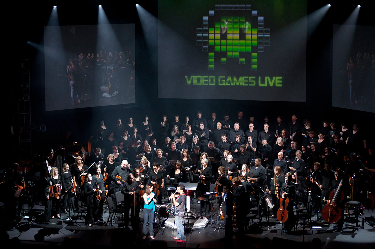 Video Games Live Kickstarter closes successfully with $285K