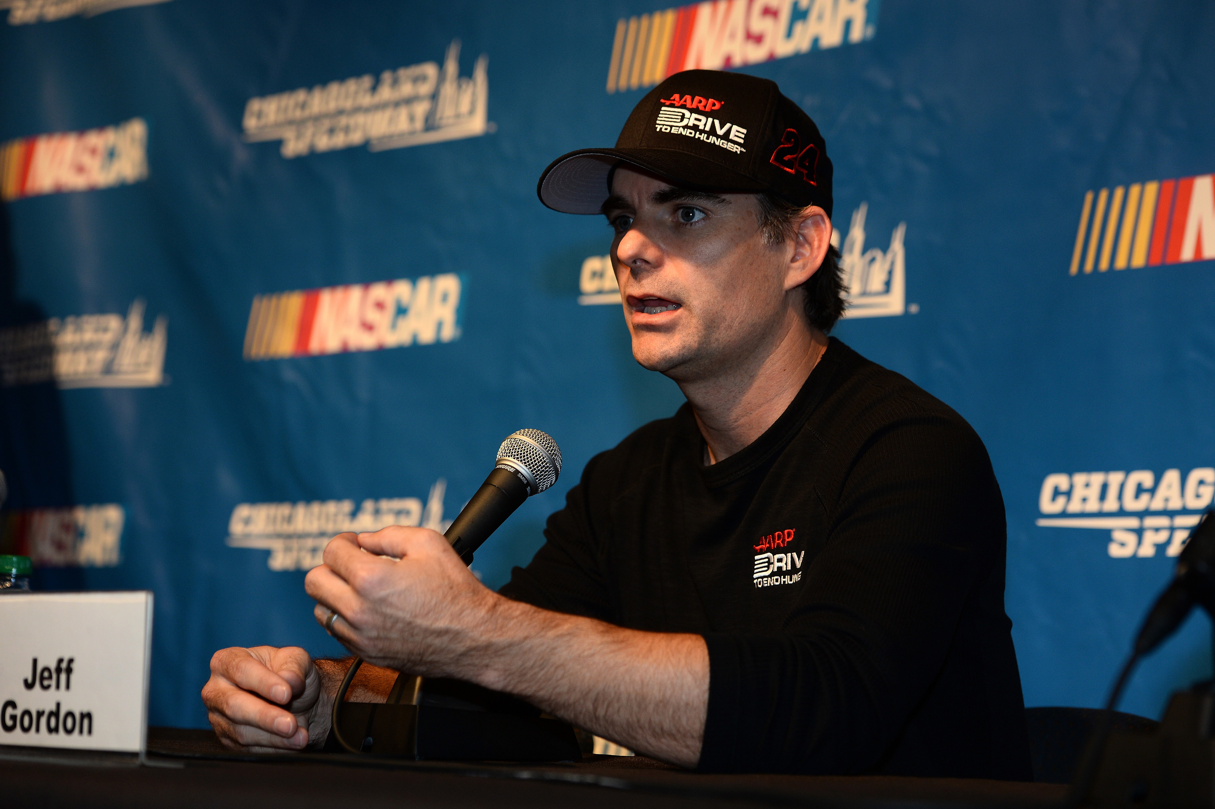 NASCAR adds Jeff Gordon to Chase for the Sprint Cup