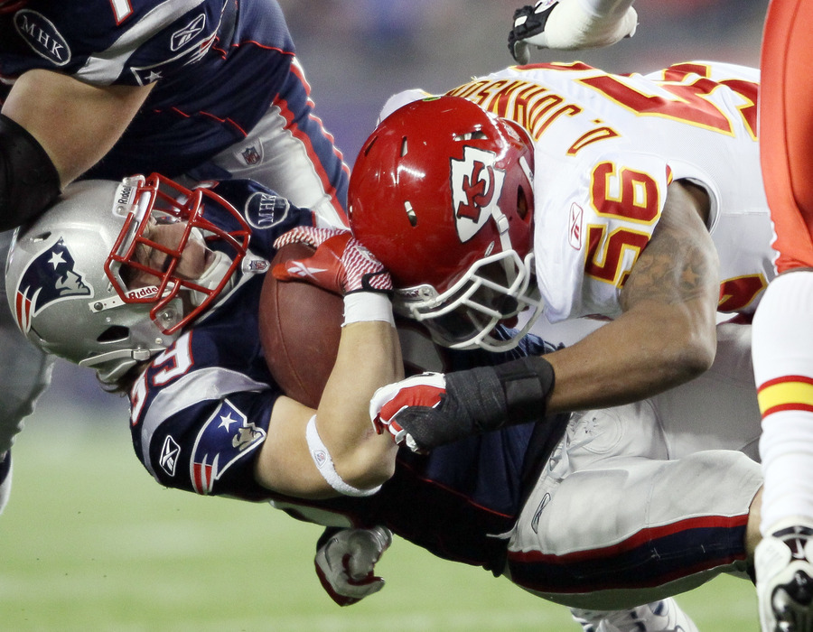 The Horns could have used Derrick Johnson in Provo.
