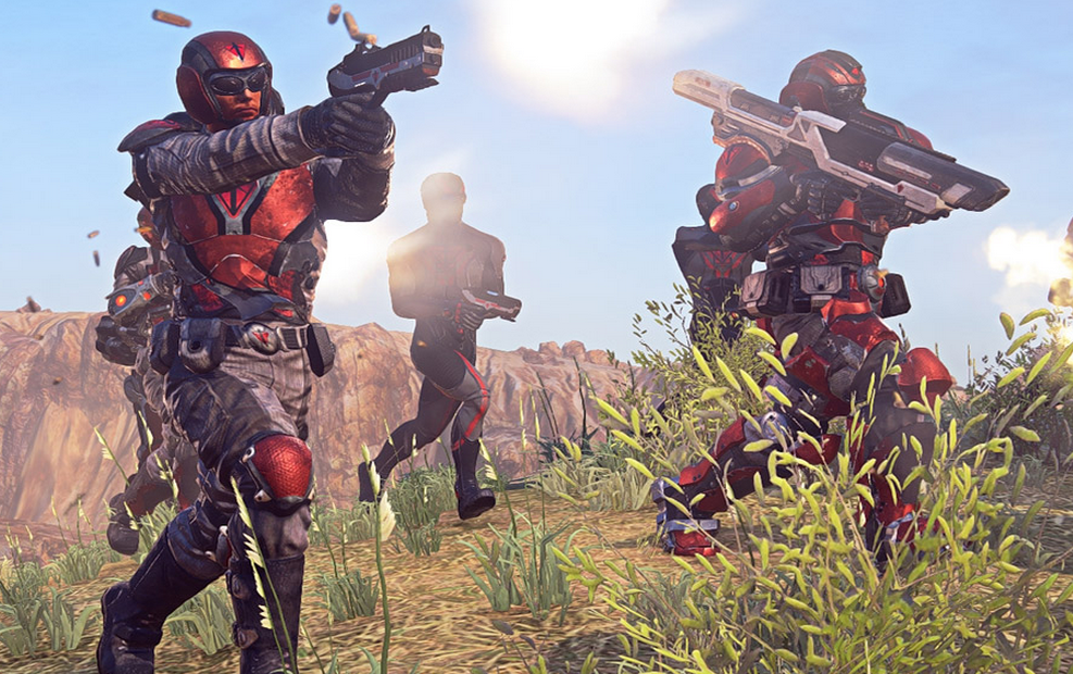 PlanetSide 2 devs working to speed up play