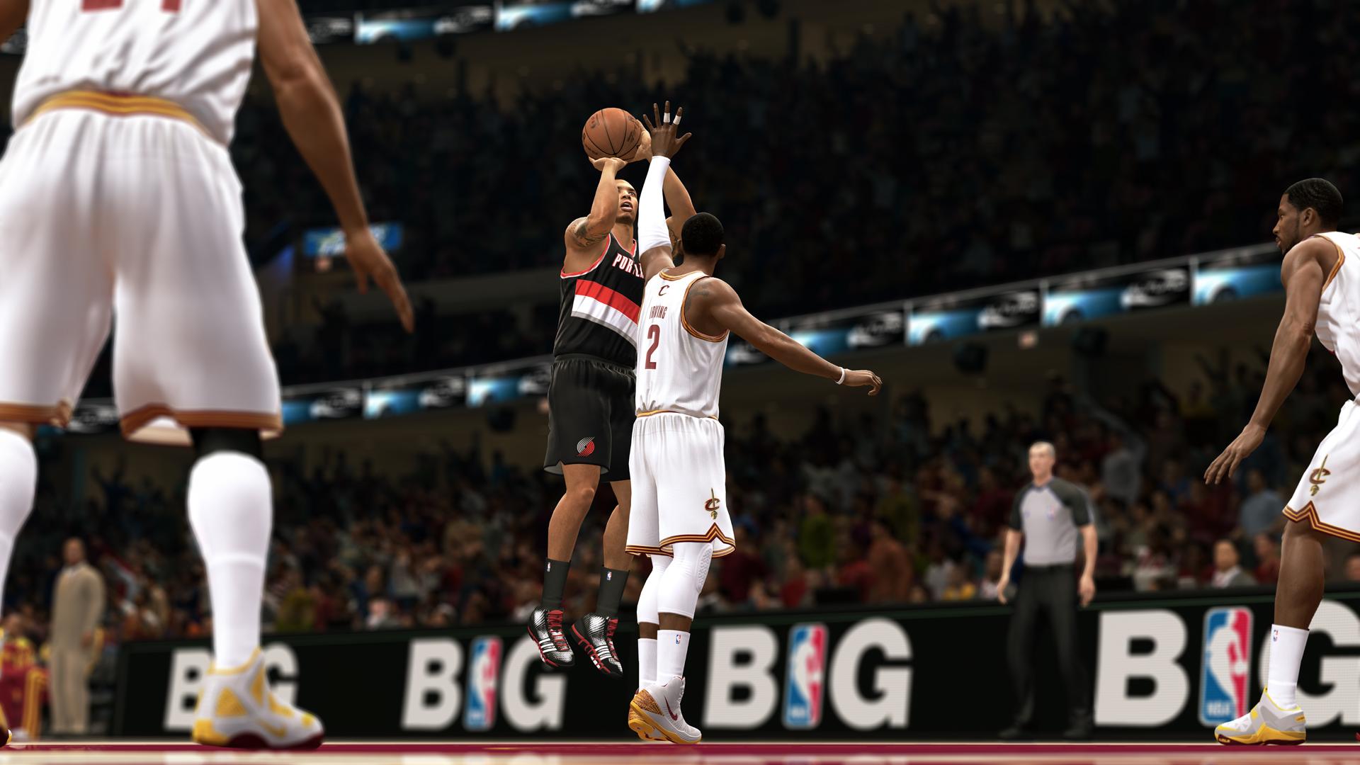 NBA Live 14 launching Nov. 19 on PS4, Xbox One