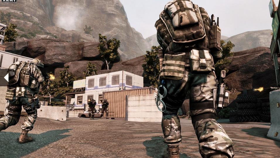 The future of video games in the military