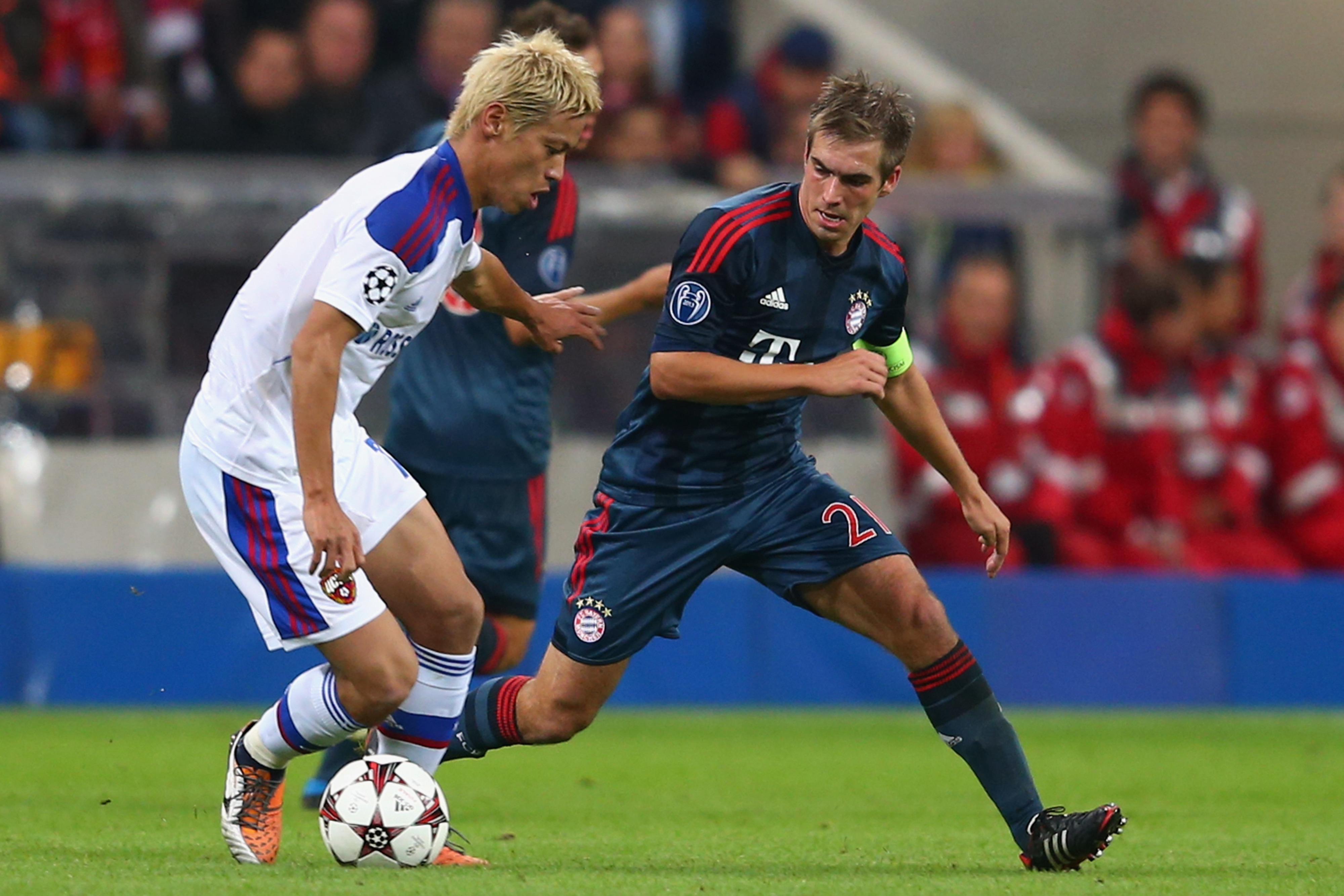 Philipp Lahm's midfield shift shows his understated quality
