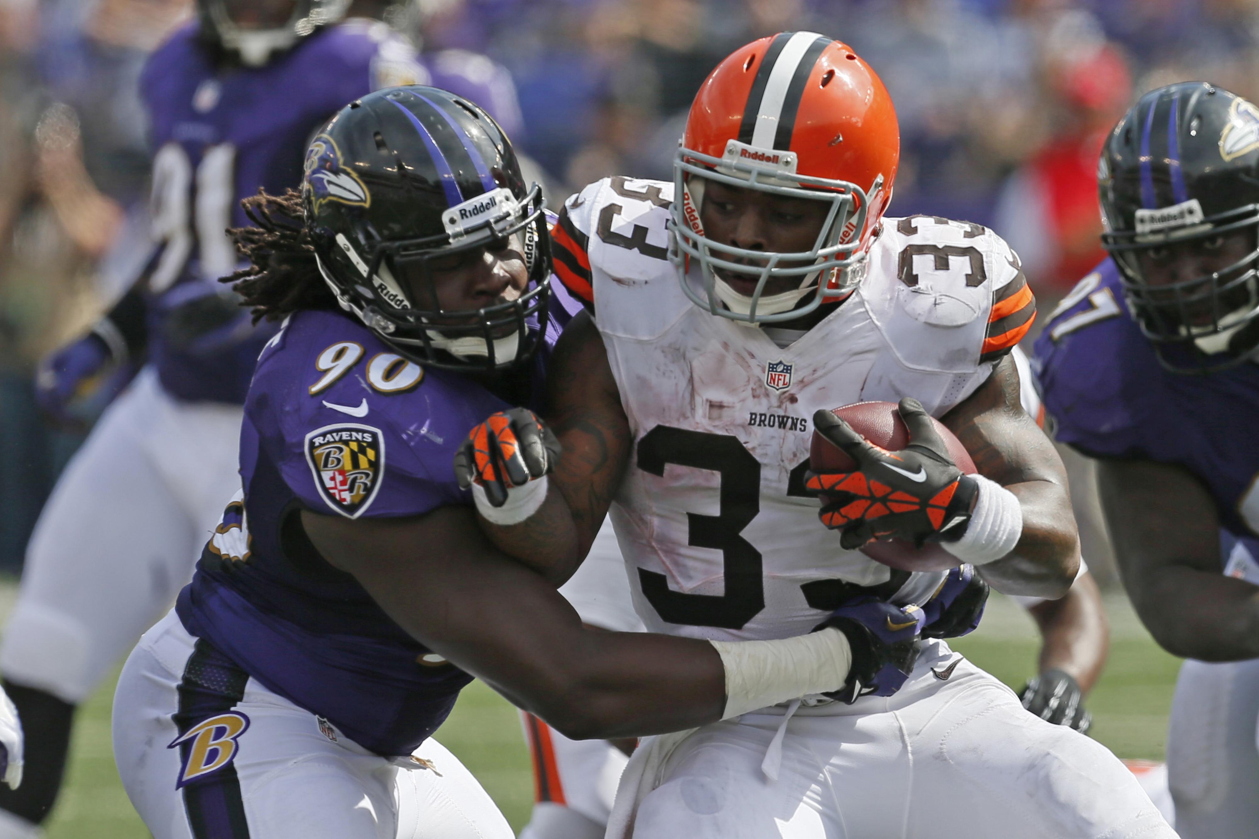 Trent Richardson trade shocks Browns teammates