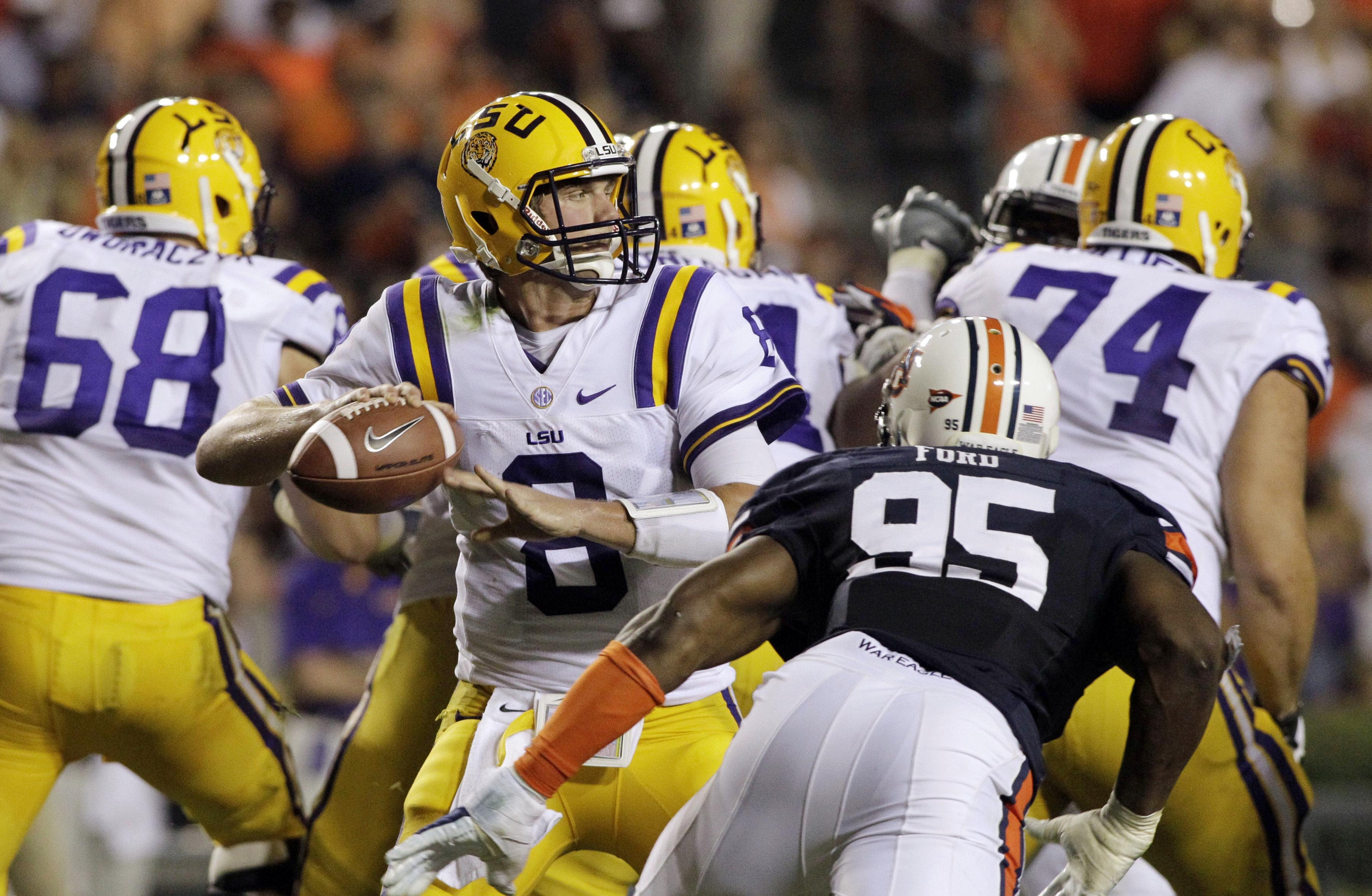 Auburn at LSU preview: Can the Game of the Century of the Year II be sabotaged?