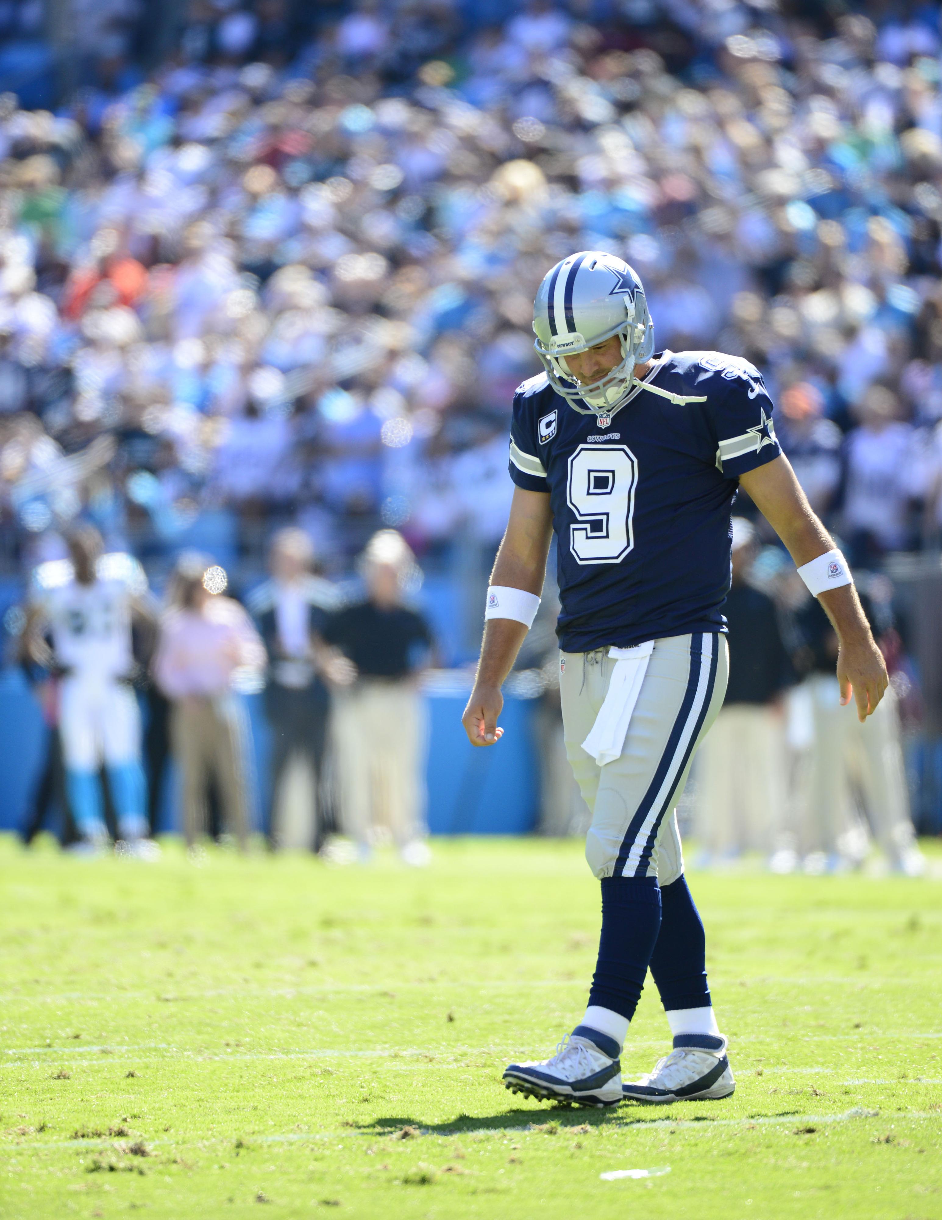 Tony Romo injury: Cowboys QB plans for pain-killer shot before Rams game