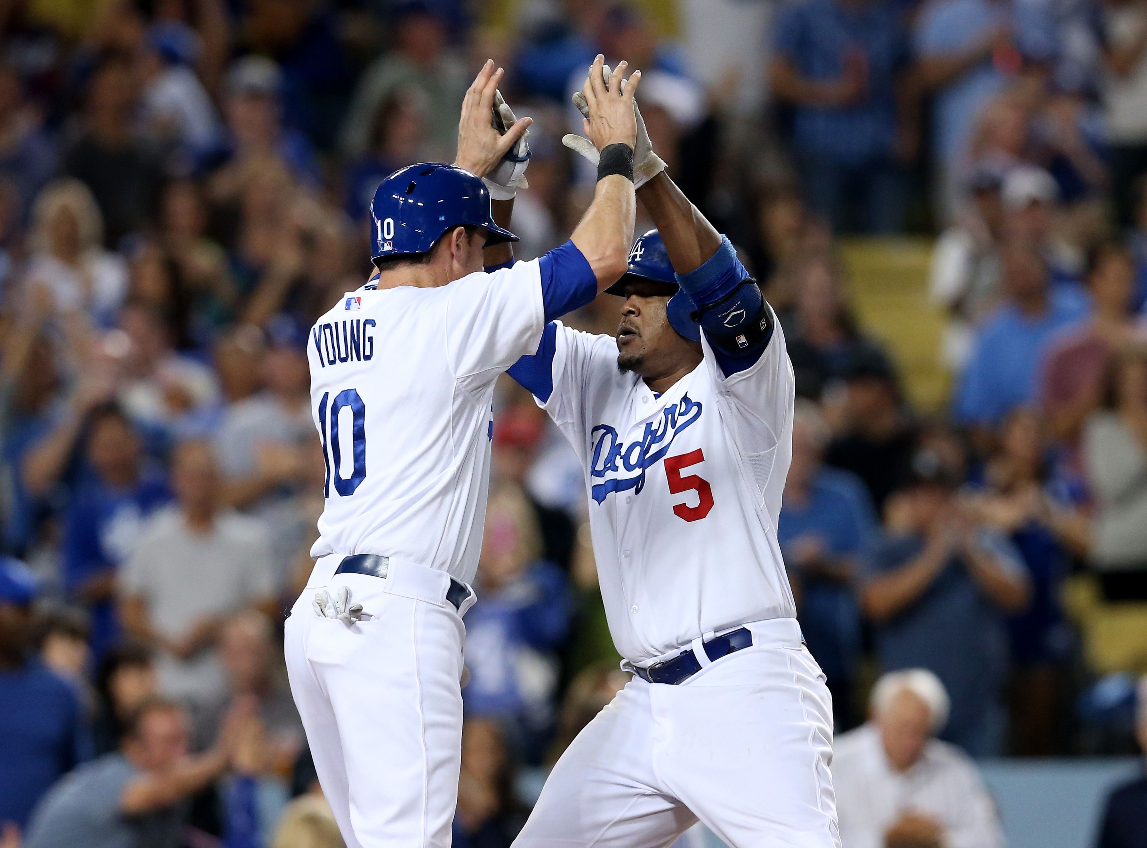 Juan Uribe is one of the reasons that lucrative spending isn't the reason the Dodgers are in the playoff picture.