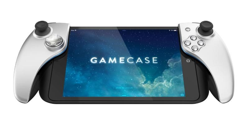 GameCase is a third-party iOS game controller for iPad and iPhone