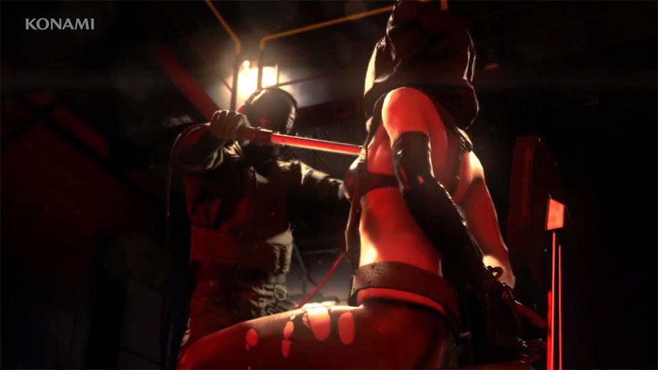 Metal Gear Solid 5 torture scene won't be playable, says Kojima