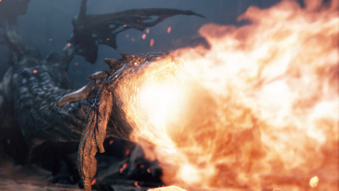 Capcom's Deep Down will be free-to-play on PS4