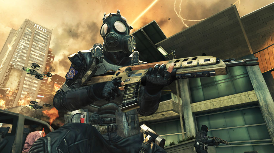 Call of Duty: Black Ops 2's Uprising DLC free to try this weekend
