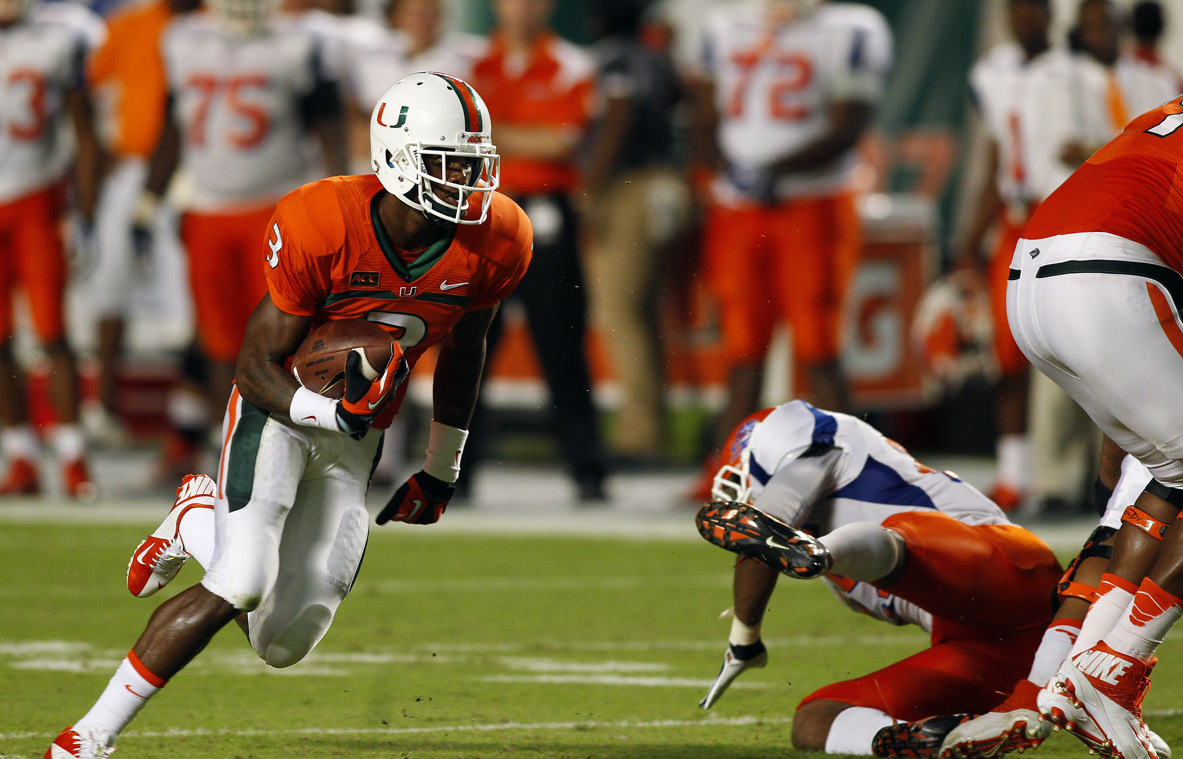 Miami, Savannah State agree to 12-minute 4th quarter with Canes up 77-7