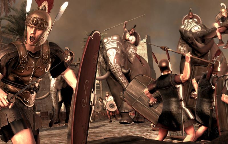 Total War: Rome 2's third patch increases unit health and more