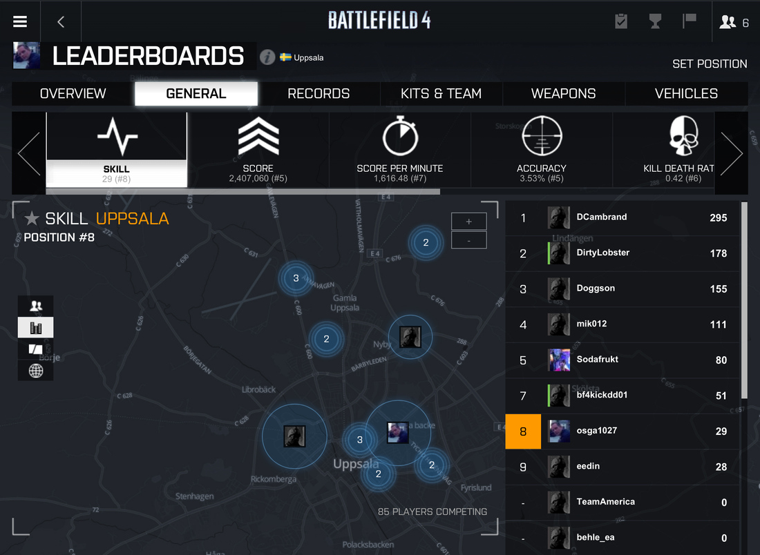 Battlefield 4 Battlelog features explained