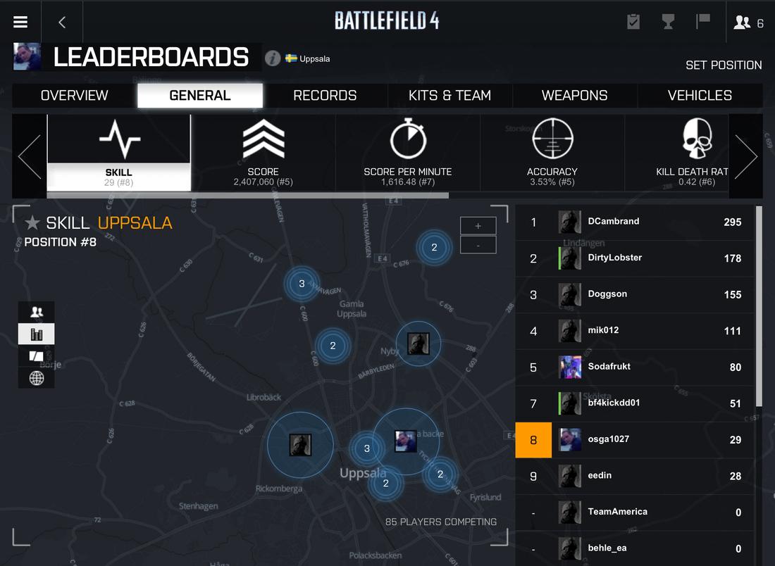 Battlefield 4 Battlelog features explained