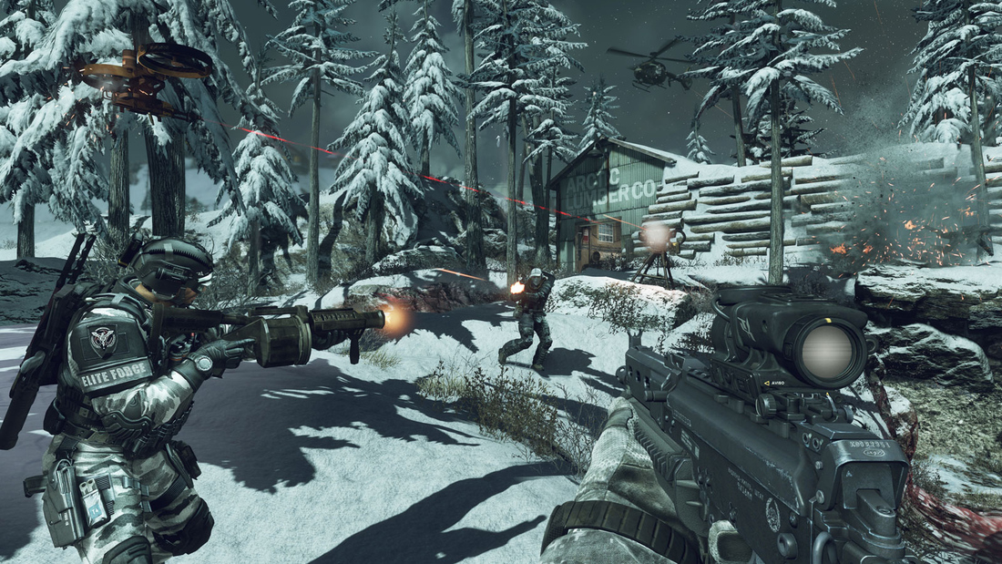Call of Duty: Ghosts achievements apparently leak, offer gameplay details
