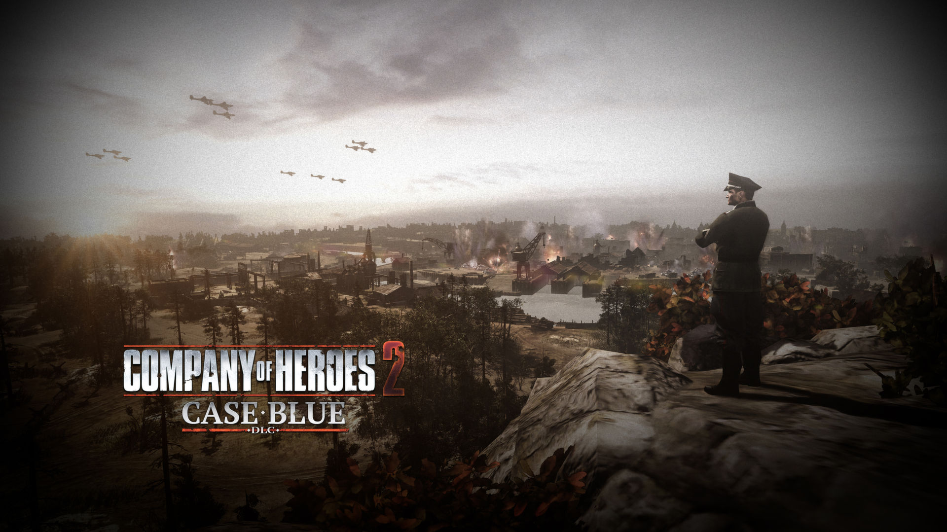 Company of Heroes gets first Theater of War DLC, 'Case Blue'