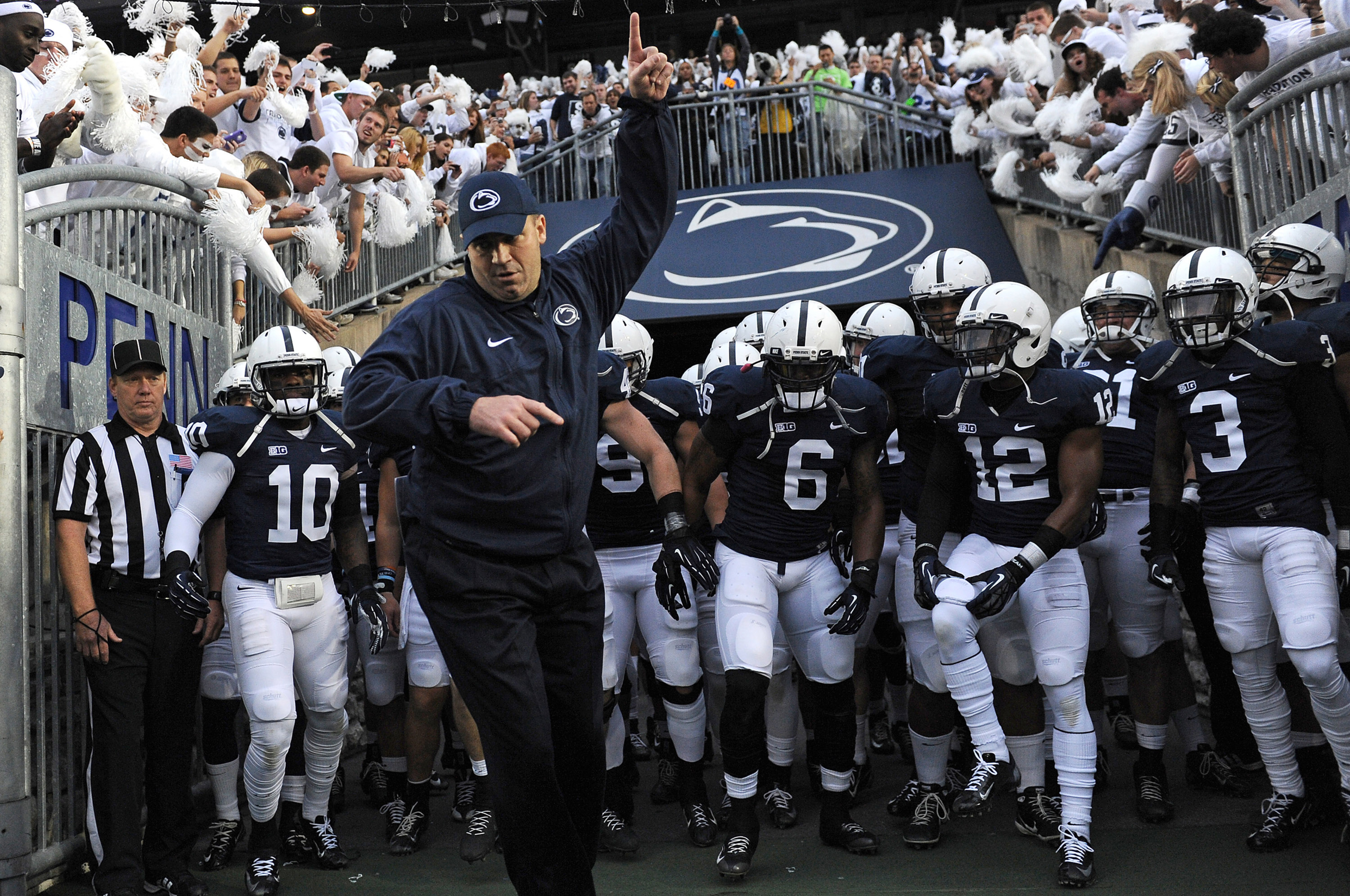 Penn State football's NCAA scholarship sanctions being reduced