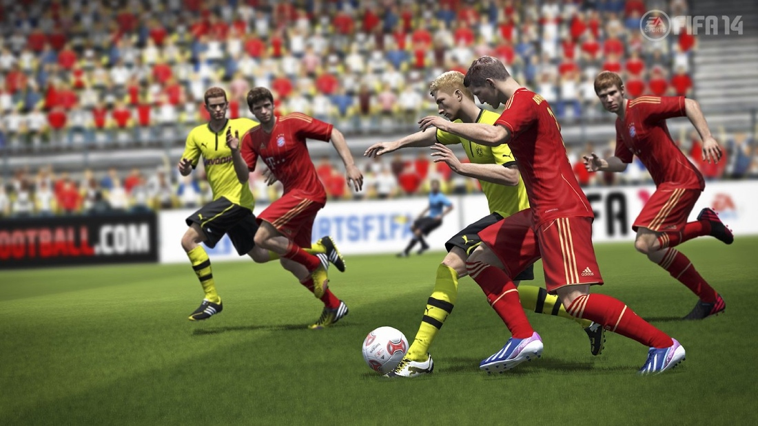 FIFA 14 receives day one update to address stability issues