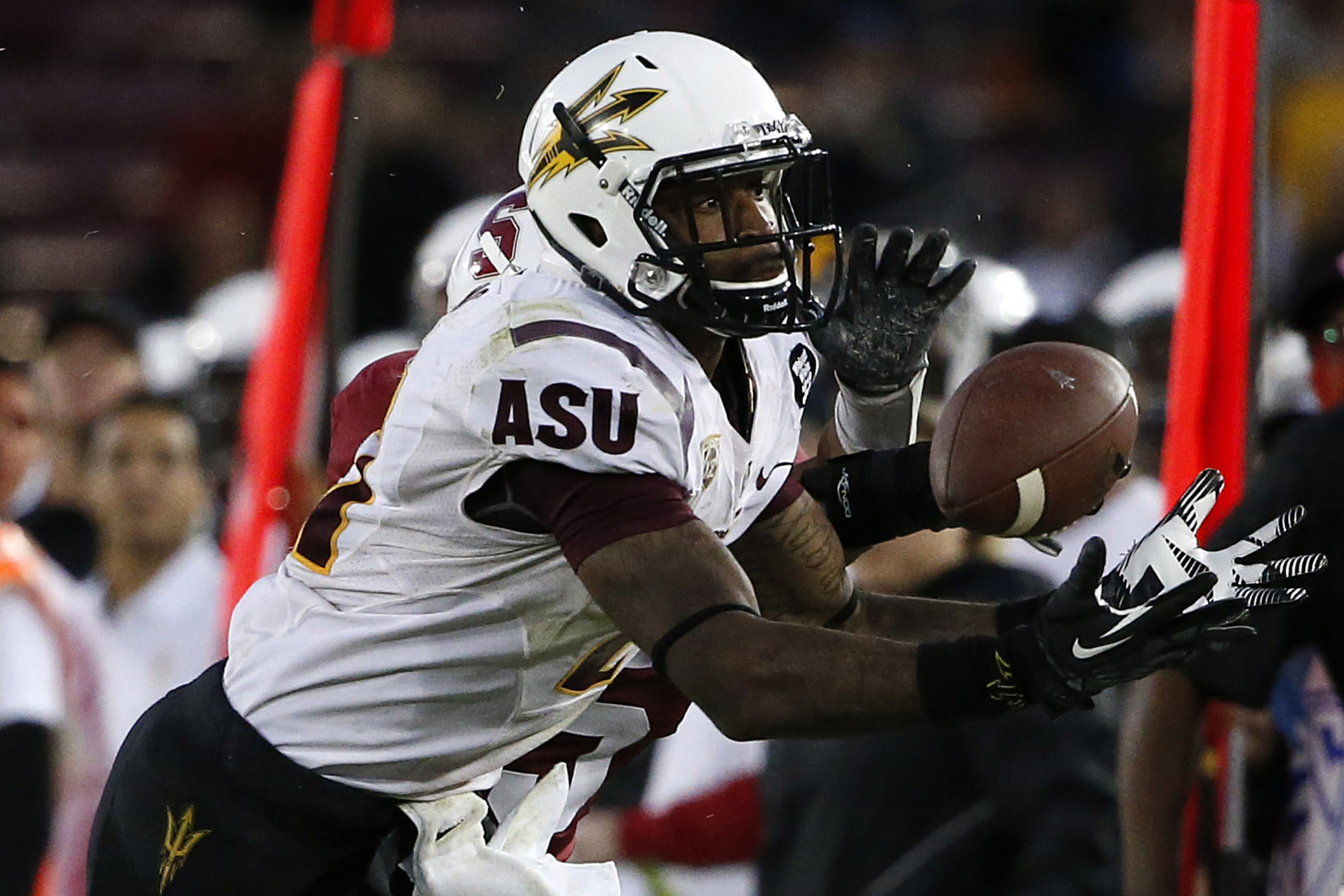 Jaelen Strong has been a sure-handed threat at wide receiver.