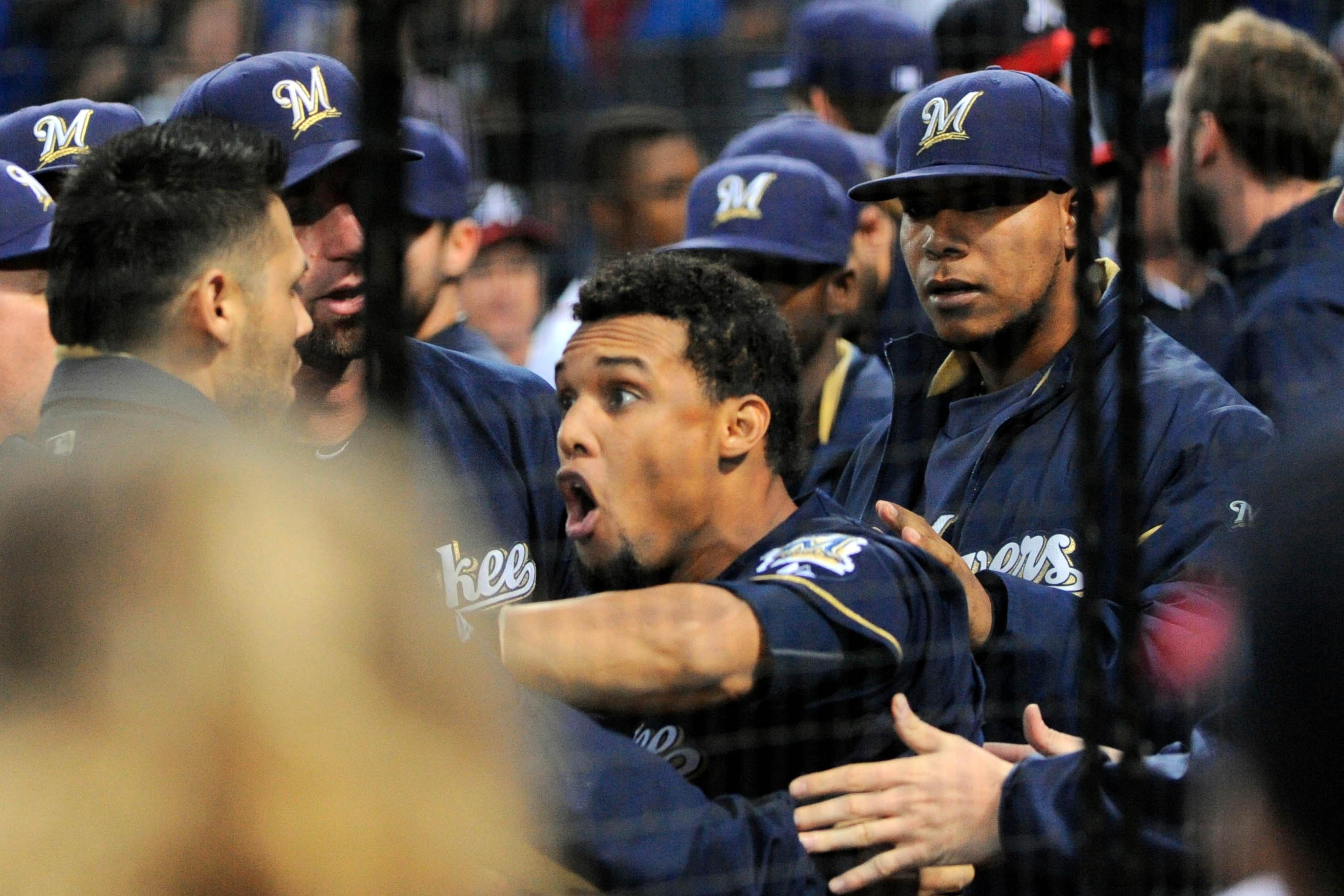 Carlos Gomez apologizes for 'unacceptable' behavior