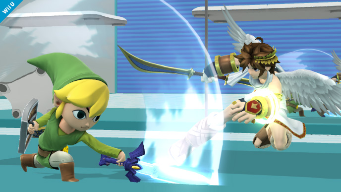 Wind Waker's 'Toon Link' headed to Super Smash Bros.
