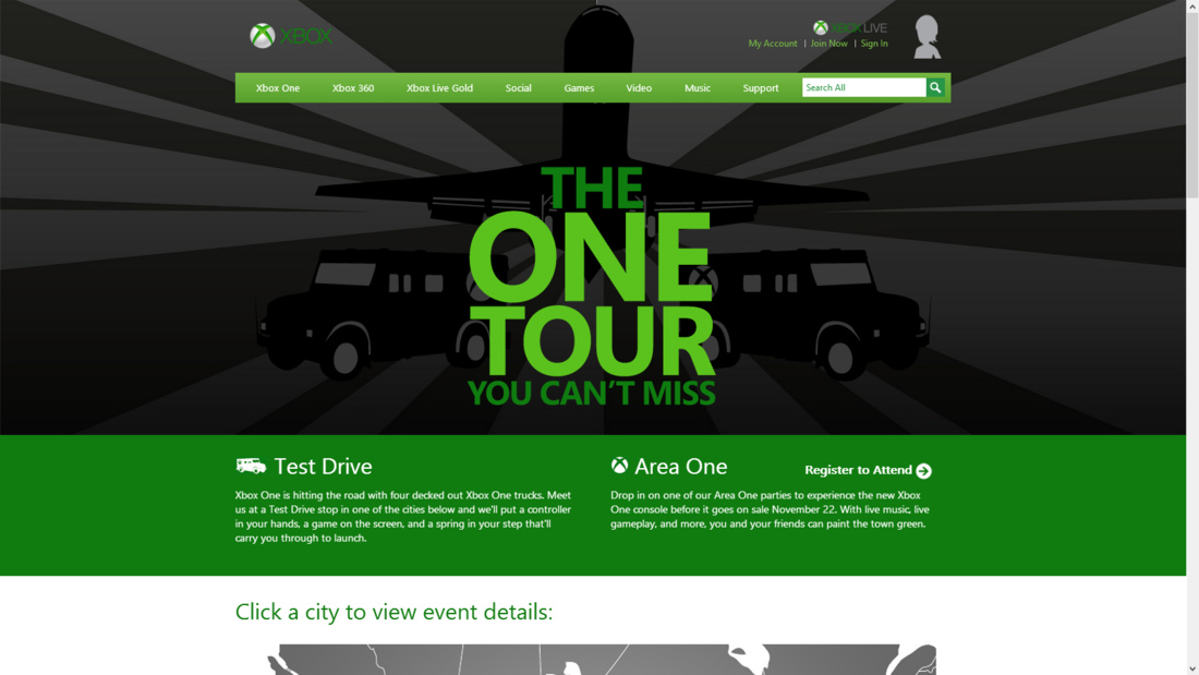 Xbox One demo tour outed (updated)