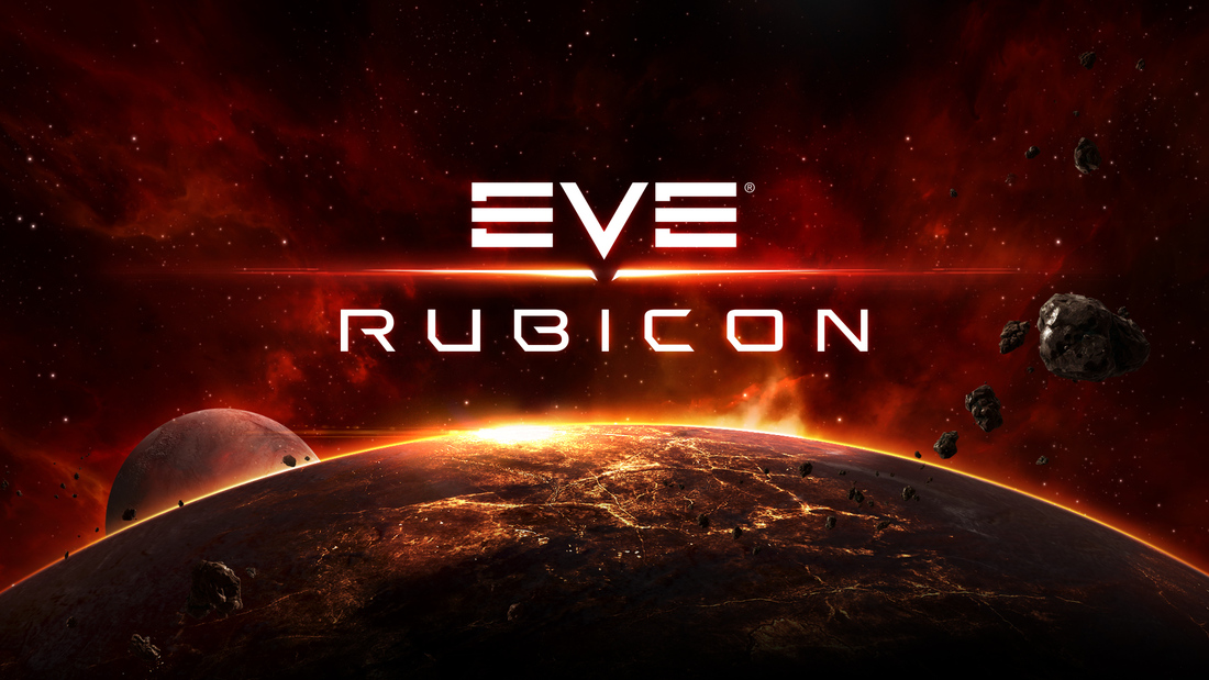 Eve Online's 20th expansion is Rubicon, hits Nov. 19