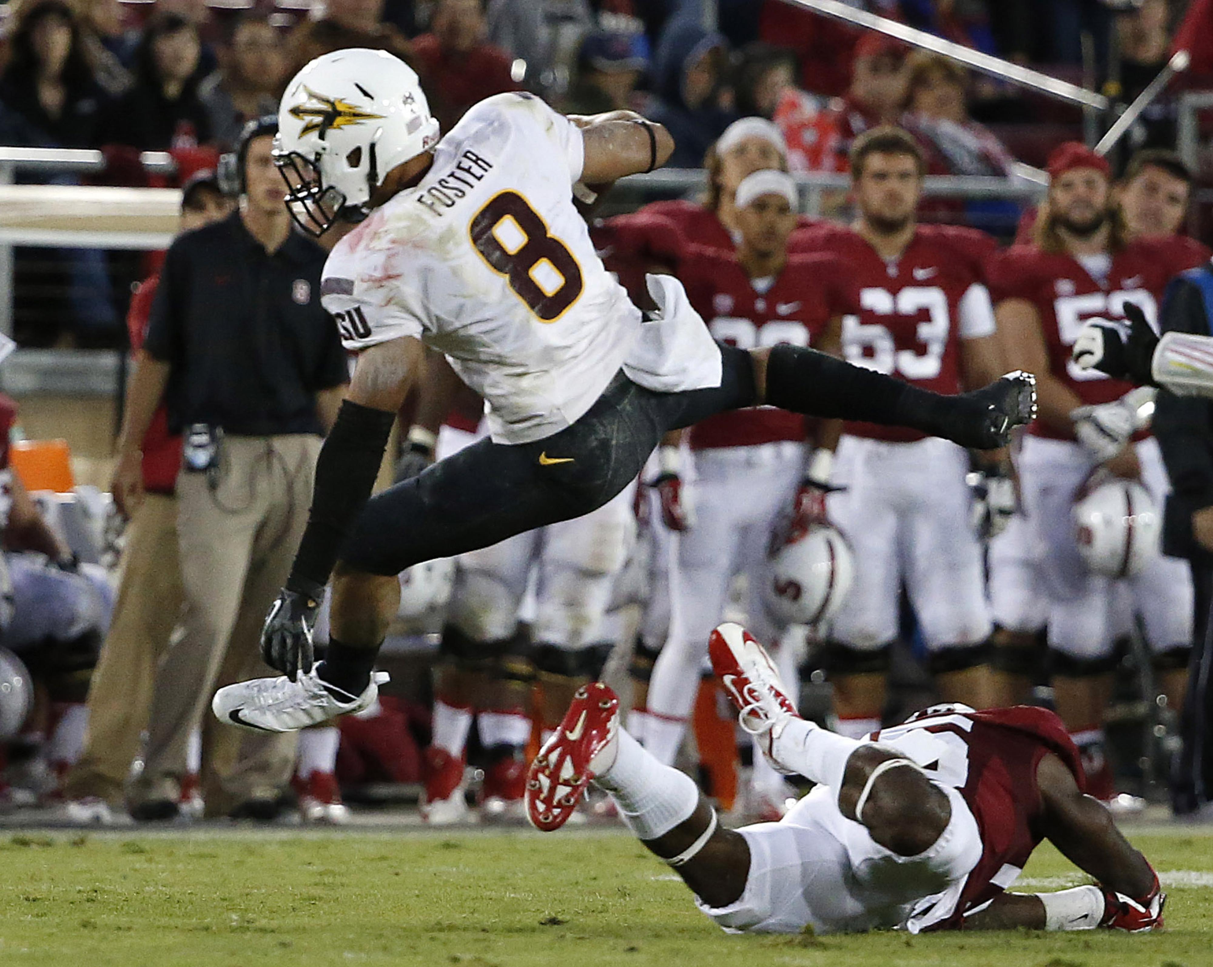 Will the USC defense be able to stop the high powered ASU offense?