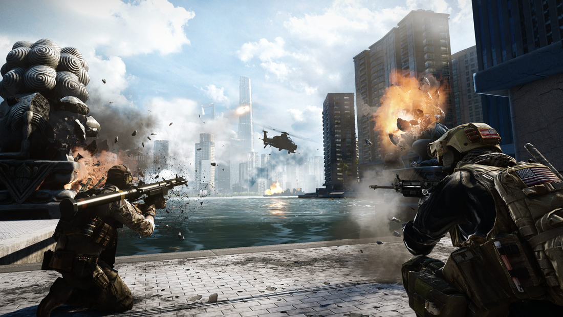 Battlefield 4's multiplayer modes, player counts detailed by DICE