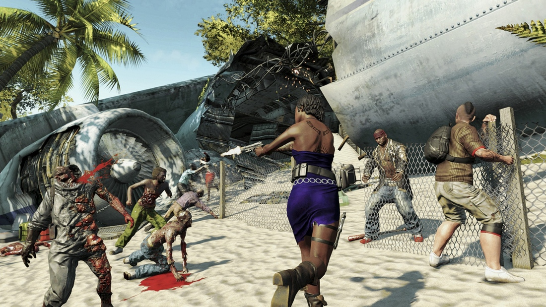 Dead Island: Riptide free weekend on Steam, 66 percent off price