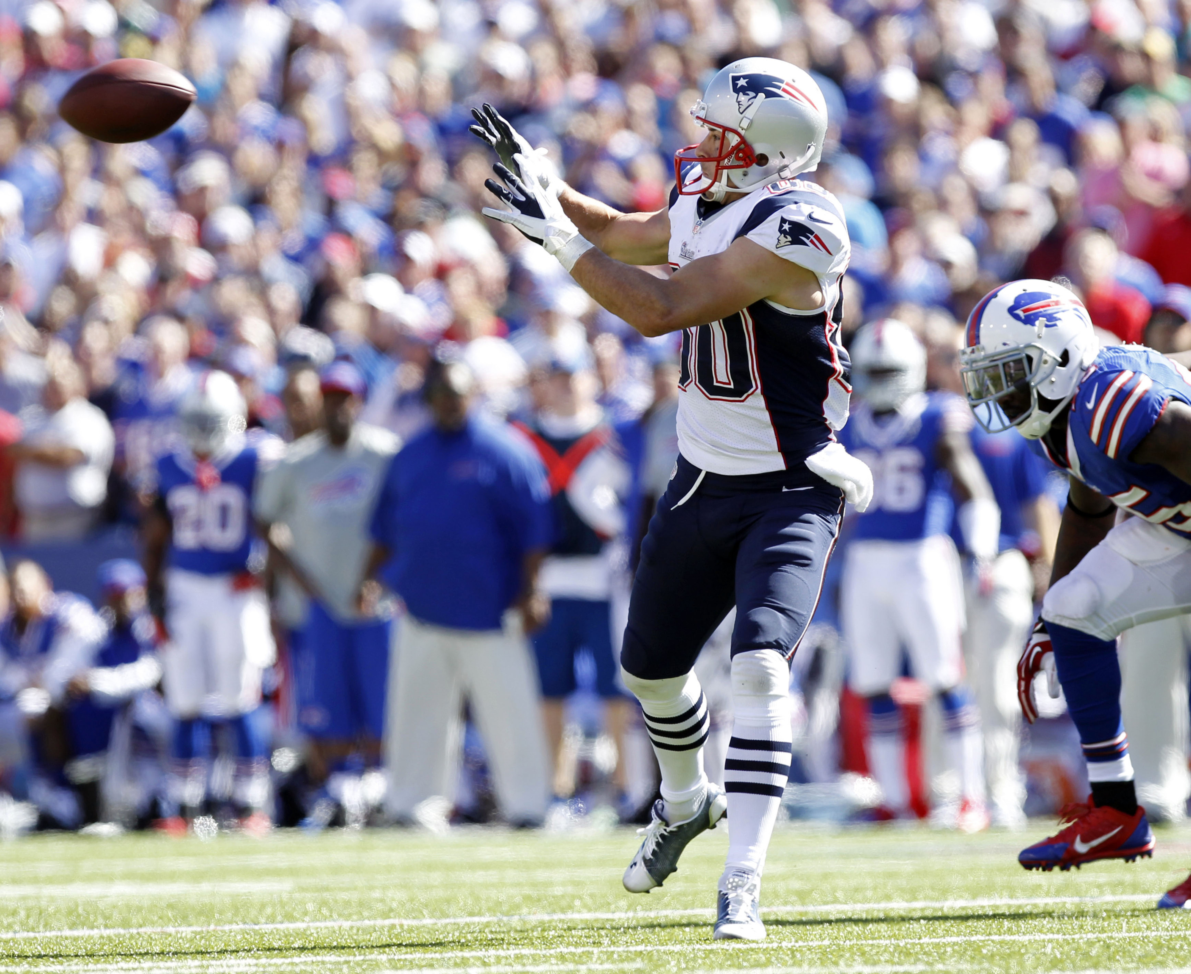 Patriots injuries: Rob Gronkowski, Danny Amendola expected to play Sunday, per report