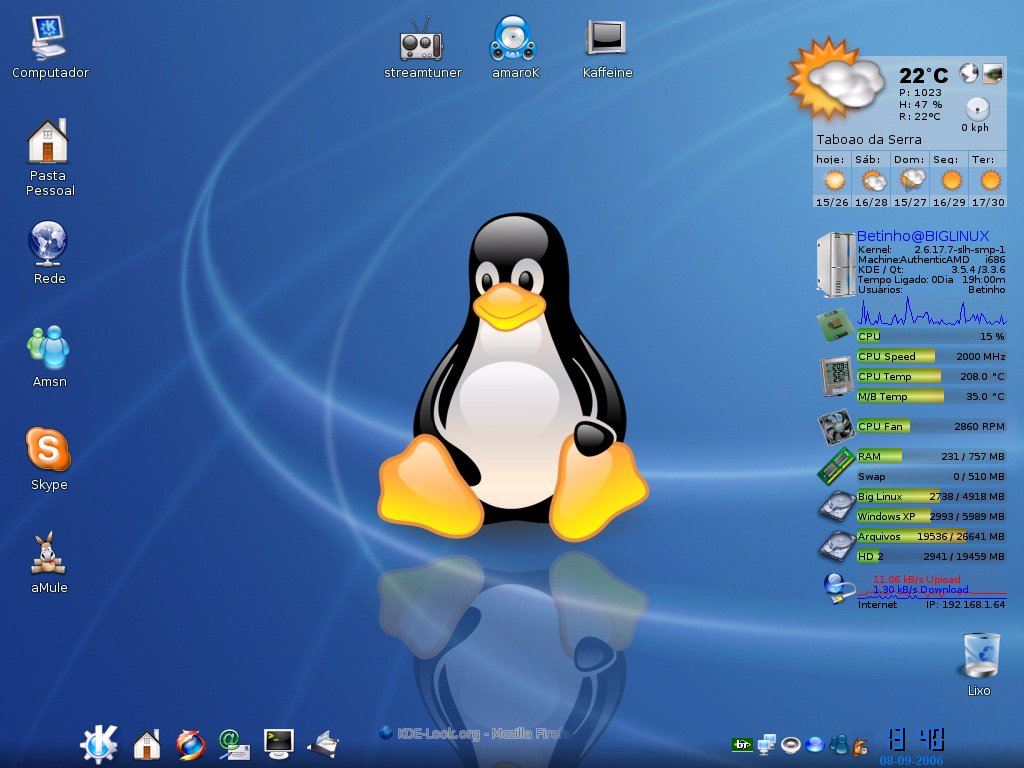 So what's the big deal with Linux?
