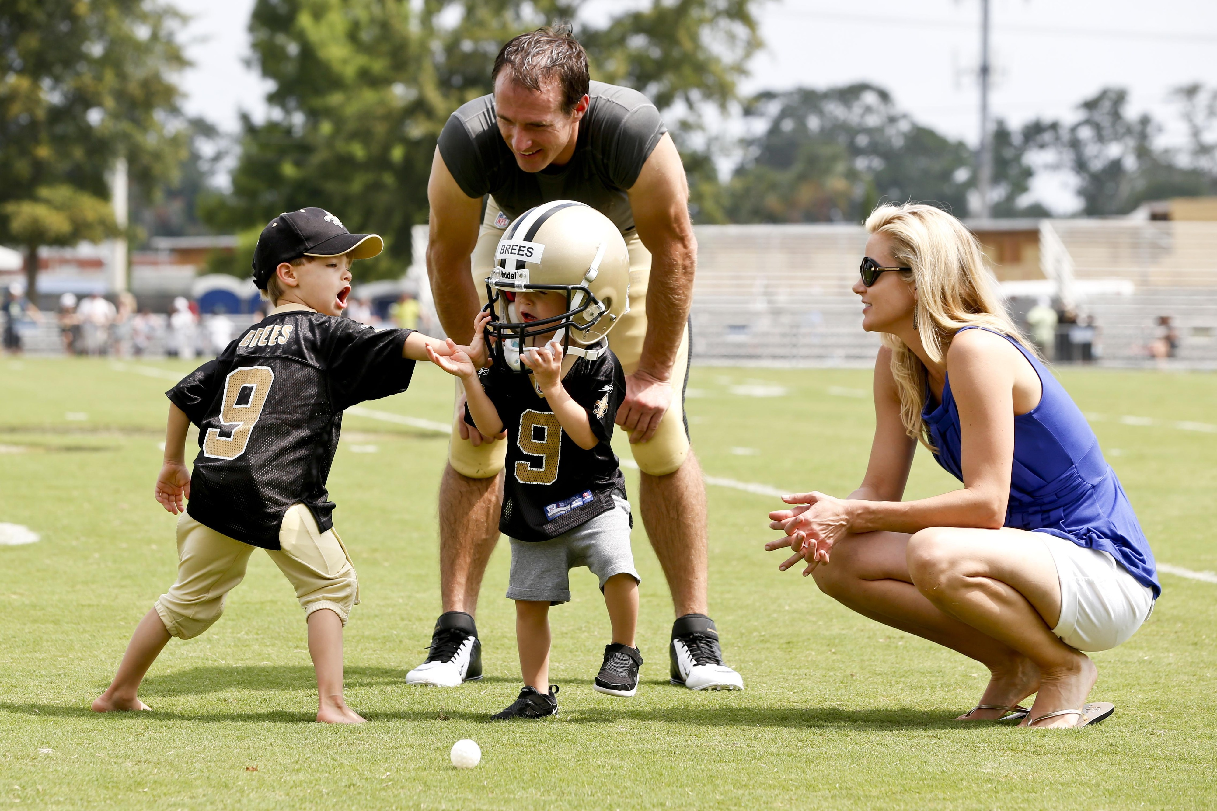 Drew Brees talked football and family with CSC in a recent interview.