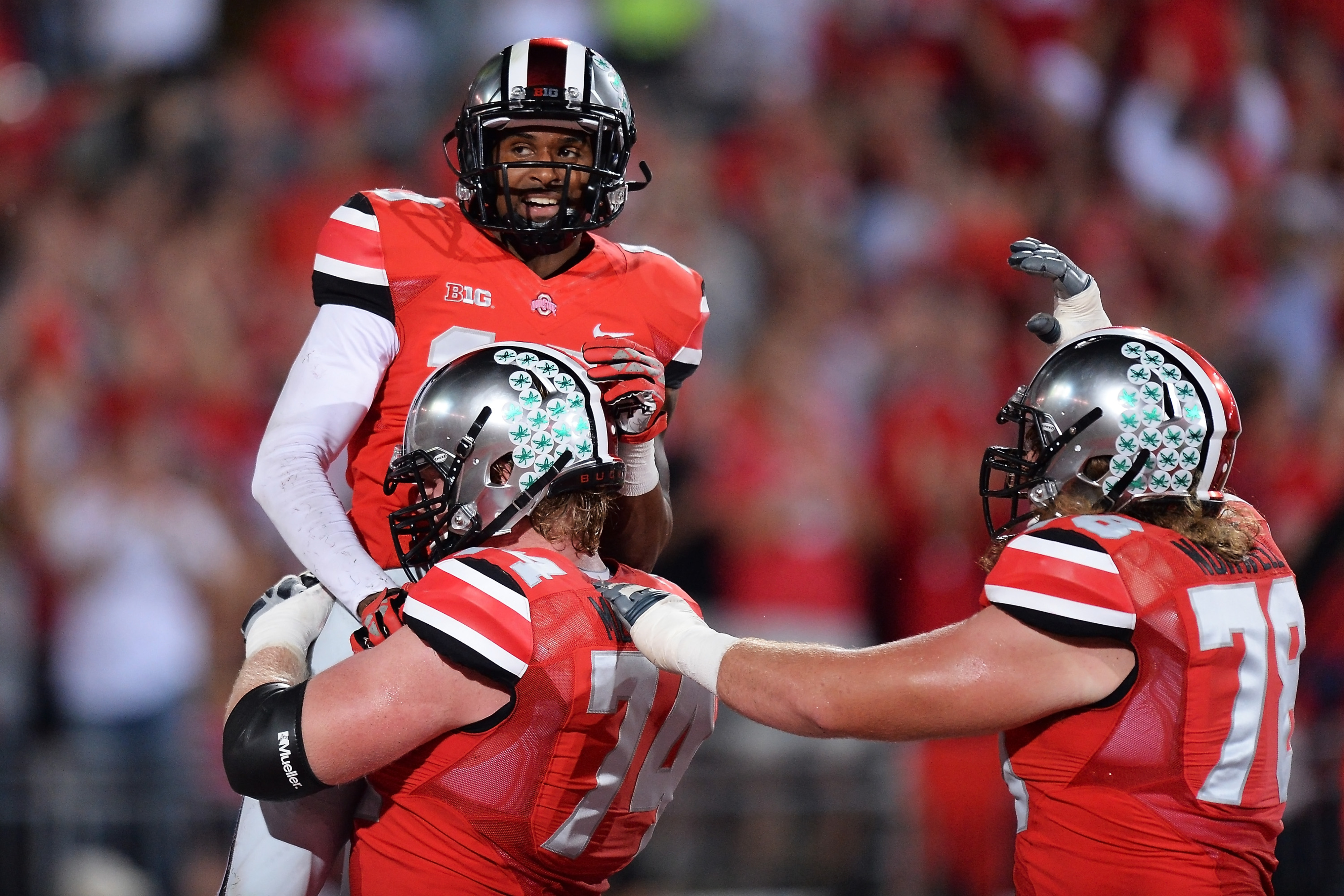 Wisconsin vs. Ohio State final score: Miller returns, leads Buckeyes to big win