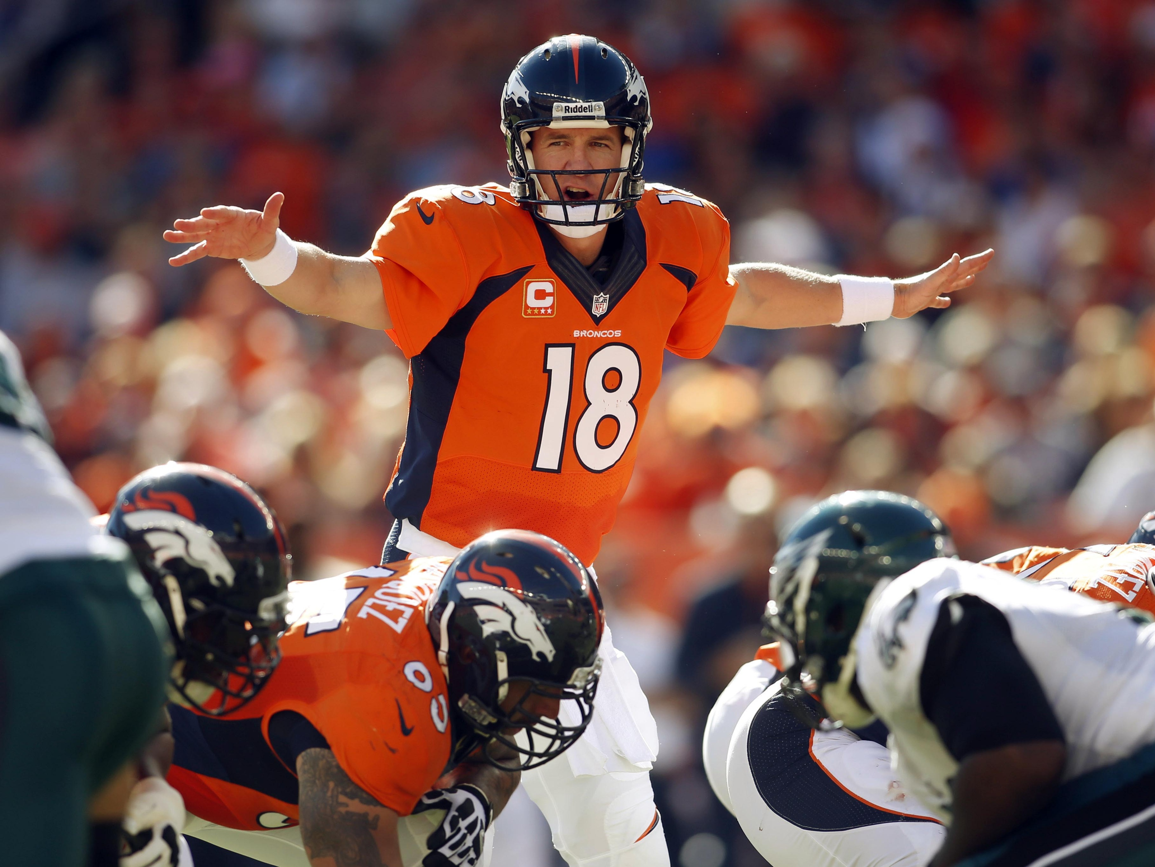 Eagles vs. Broncos 2013 game recap: Denver stomps Philadelphia, 52-20
