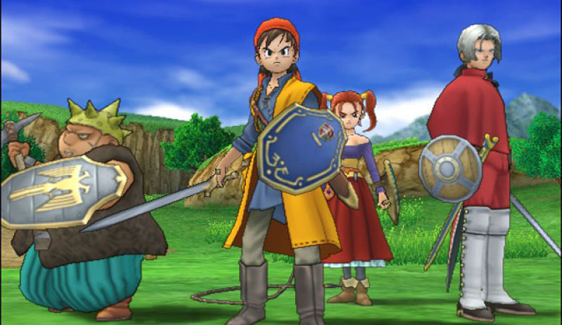 Dragon Quest 10 coming to mobile devices with Ubitus this winter