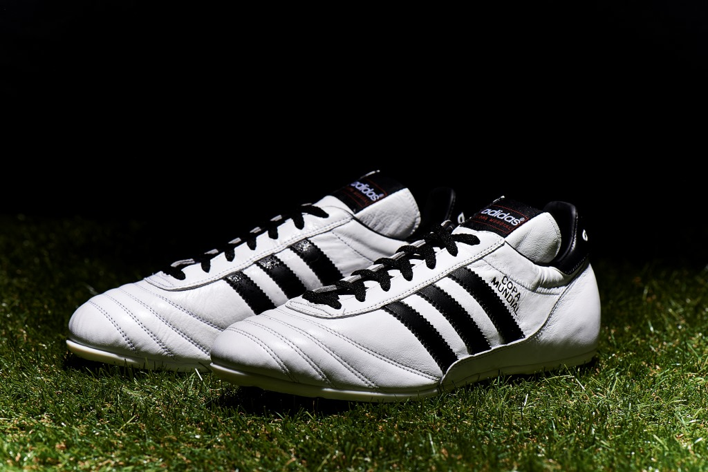 adidas flips the switch on a classic, announces white Copa Mundial boot