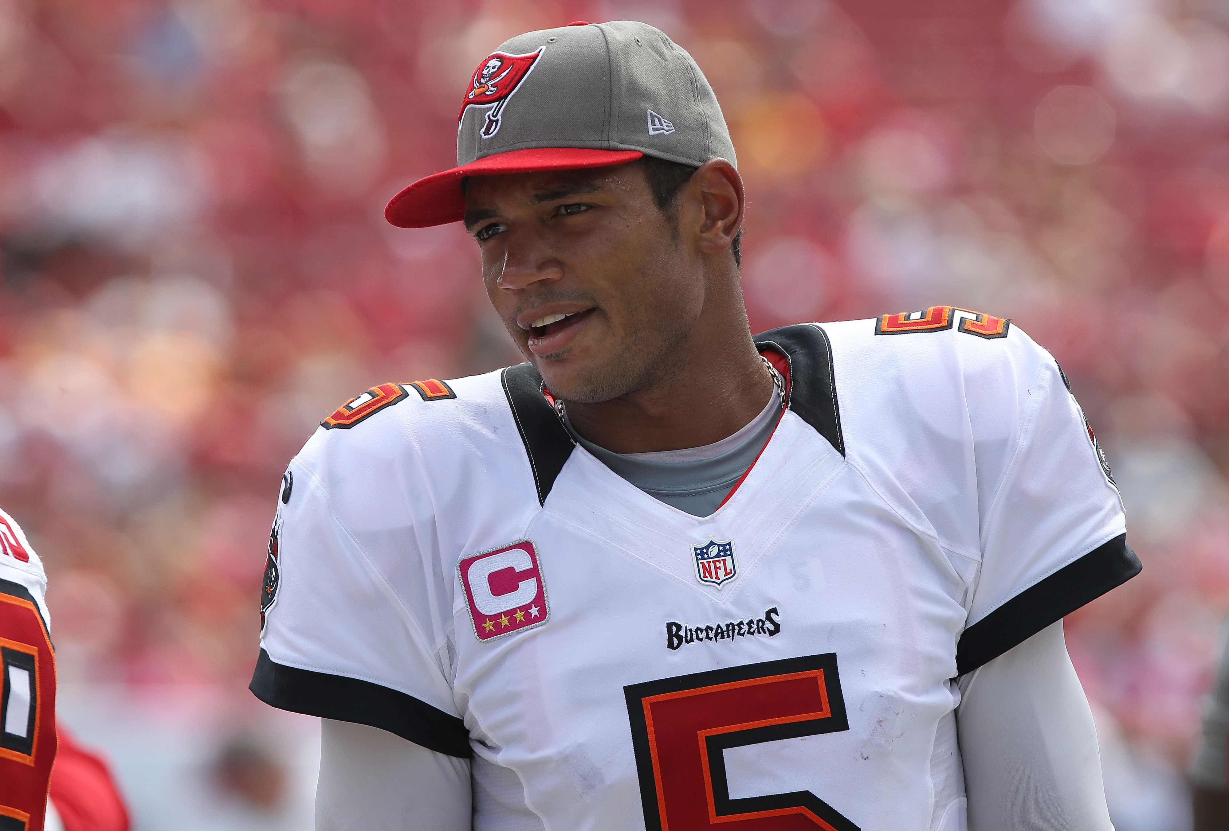 Josh Freeman in stage 1 of NFL's drug program, according to report