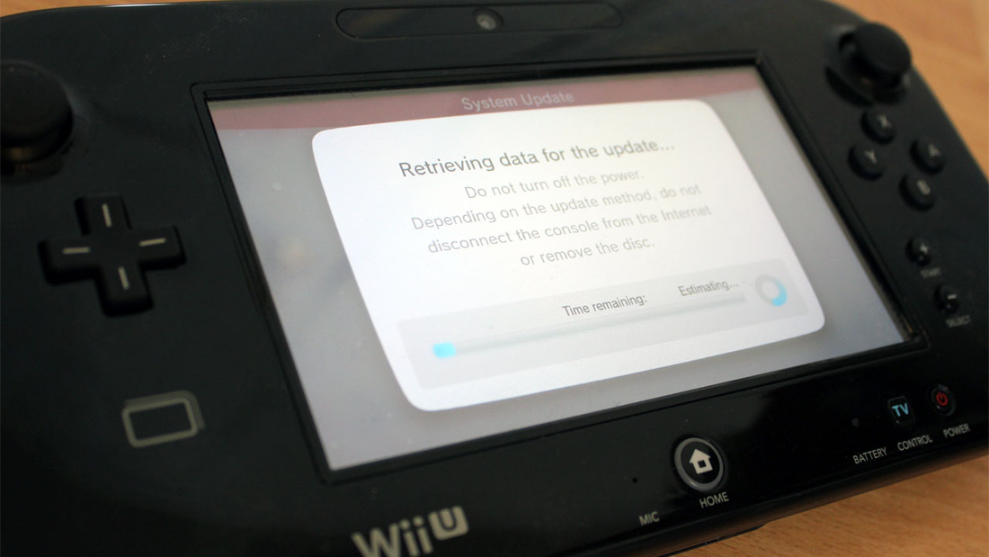 New Wii U system update lets you output Wii games to GamePad