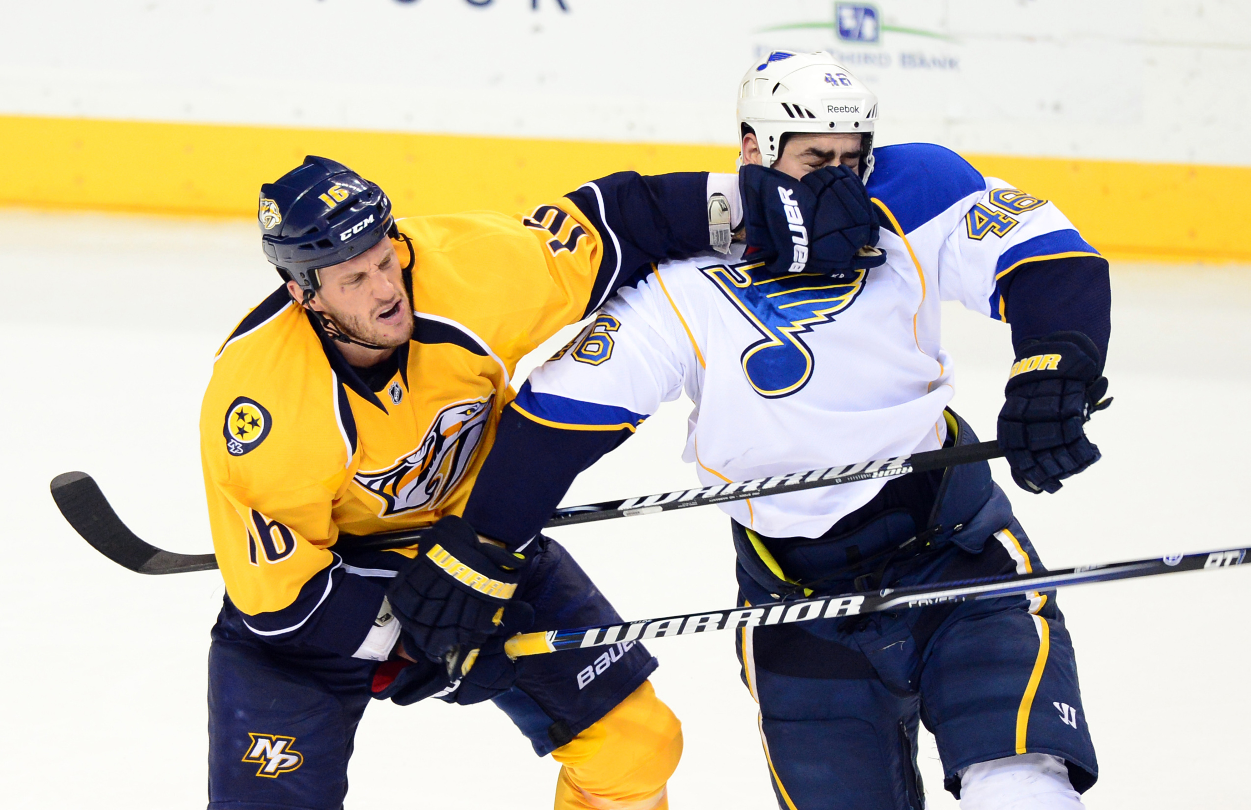Rich Clune aims to become the NHL's #1 pest this season.