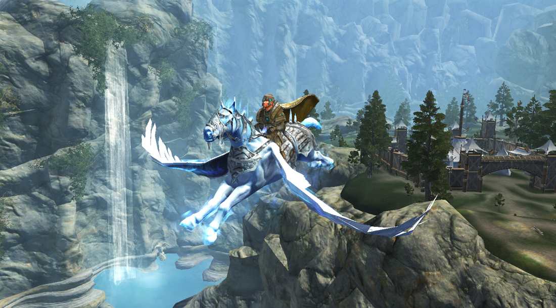 EverQuest 2 allowing players to purchase level 85 'Heroic' characters