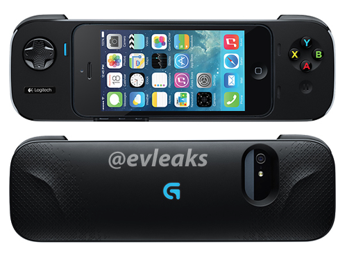 Report: Logitech making a gamepad for iPhone