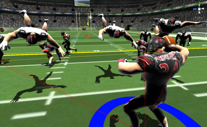 Gridiron Thunder pushed to Oct. 30 for multiplatform release